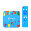 Droix-H96-Mini-Pastel-De-Android-9-Smart-TV-Box-H6-CPU-6K-UltraHD-4GB-Ram-128GB-ROM miniatura 1