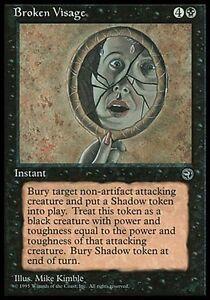 1 PLAYED Baron Sengir Black Homelands Mtg Magic Rare 1x x1