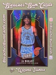 2019 Panini Black Friday Ja Morant Rookie 22/199 Holo Rookies #RC2
