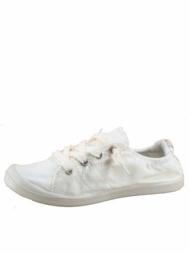 Women/'s Cute Comfort Slip On Flat Heel Round Toe Sneaker Shoes Various Size NEW