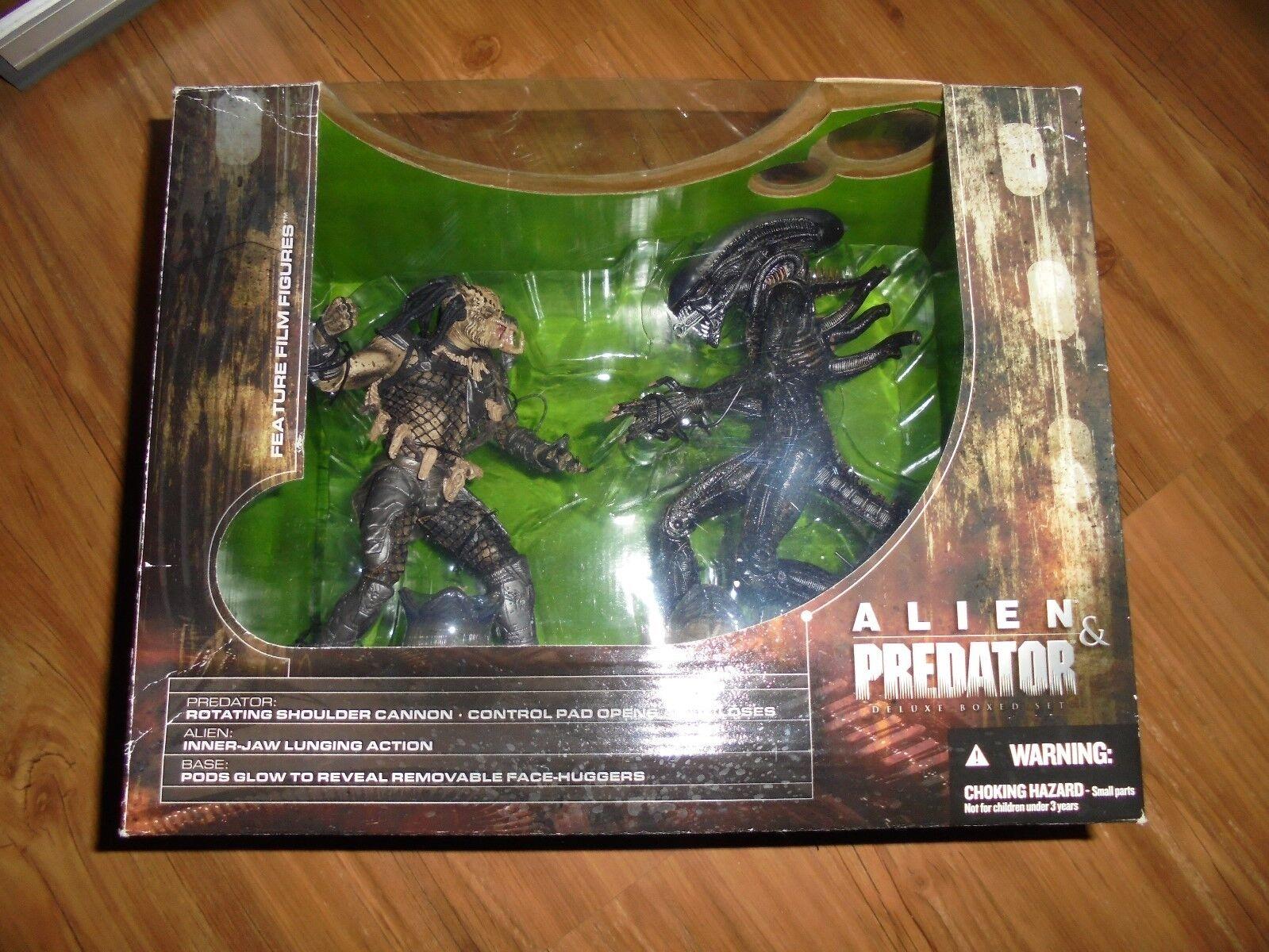 Alien - jäger film irren series5 deluxe boxedset zahlen mcfarlane 2002