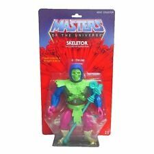Masters of the Universe Skeletor Color Combo C 12-Inch Figure Mattel - NEW