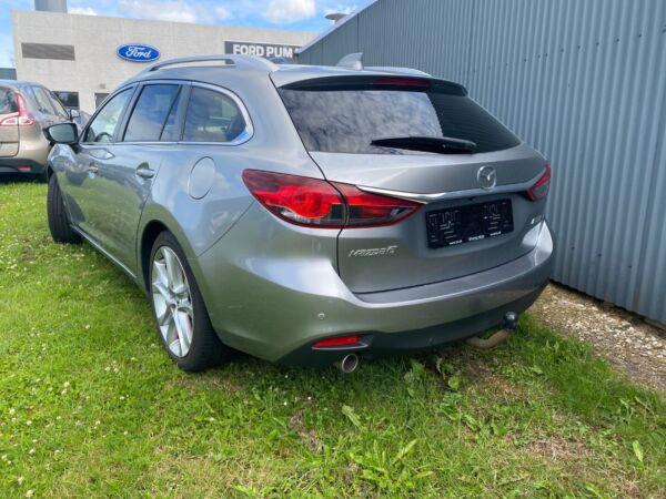 Mazda 6 2,2 Sky-D 175 Optimum stc. aut. - billede 2