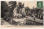 CPA 80 - ABBEVILLE (Somme) - 45. Le Monument de l'Amiral Courbet au Cimetière