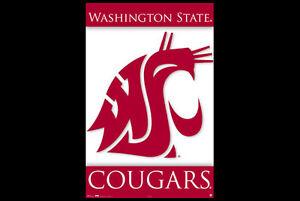 WASHINGTON STATE COUGARS Official NCAA Team Logo POSTER | eBay