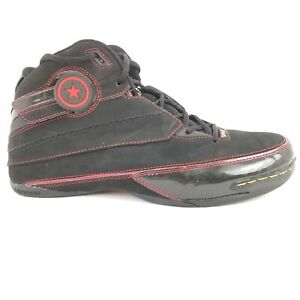 a28b7c0a5a80 Converse Mens Sz 12 Dwayne Wade Slash Black Red Yellow High Top ...
