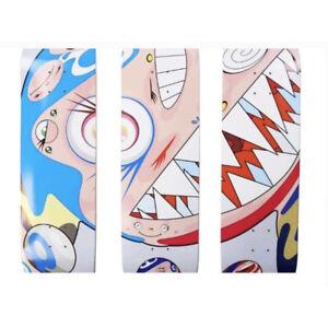 Takashi-Murakami-2018-ComplexCon-Flying-Mr-Dob-Deck-Set-3-Skateboards