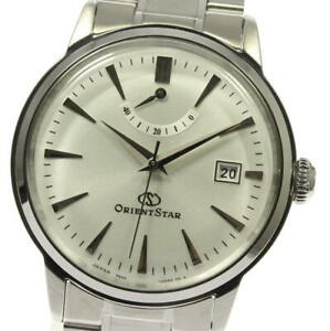 ORIENT-Orient-star-F6N4-UAA0-Power-reserve-Automatic-Men-039-s-Watch-515220
