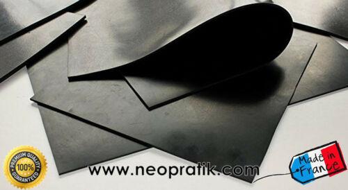 Feuille pour réaliser vos joints étanches caoutchouc NITRILE noir