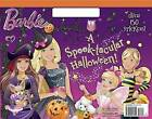 A Spook-Tacular Halloween! (Barbie) by Mary Man-Kong (Paperback, 2015)
