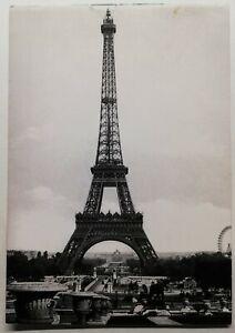 775-Antica-Cartolina-Parigi-la-Torre-Eiffel-7e-Quartiere
