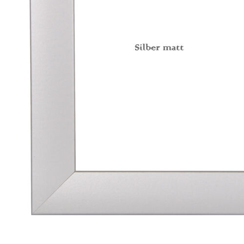 Picture Frame anti Reflective 22 Colours from 50x45 to 50x55 cm Photo Poster New