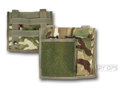 MOLLE MTP MULTICAM ADMIN PATCH PANEL ARMY MILITARY BRITISH ARMY