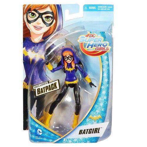 DC Comics Super Hero filles-Les chauves-souris Figurine par Mattel