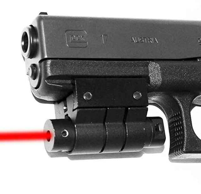 Trinity Weaver Mounted Red Sight for Glock 17 Gen4 Accessories Home Defense  Tac