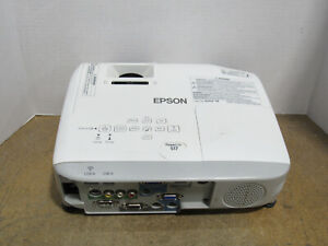 Epson-PowerLite-S17-3LCD-SVGA-Projector-2700-Lumens-1536-Lamp-Hours-w-No-Remote