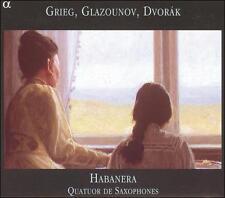 Grieg, Glazounov, Dvorák, New Music