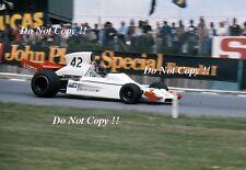 David Purley Token RJ02 British Grand Prix 1974 Photograph