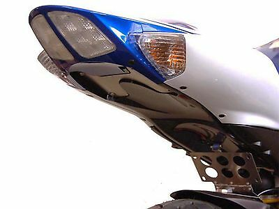 LTD Fender Eliminator Comp Werkes 1S756LTD for 06-07 Suzuki GSXR600 & GSXR750
