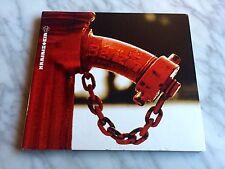 Rammstein Benzin CD Single 2005 Germany Import 4 Track From Rosenrot RARE! OOP!