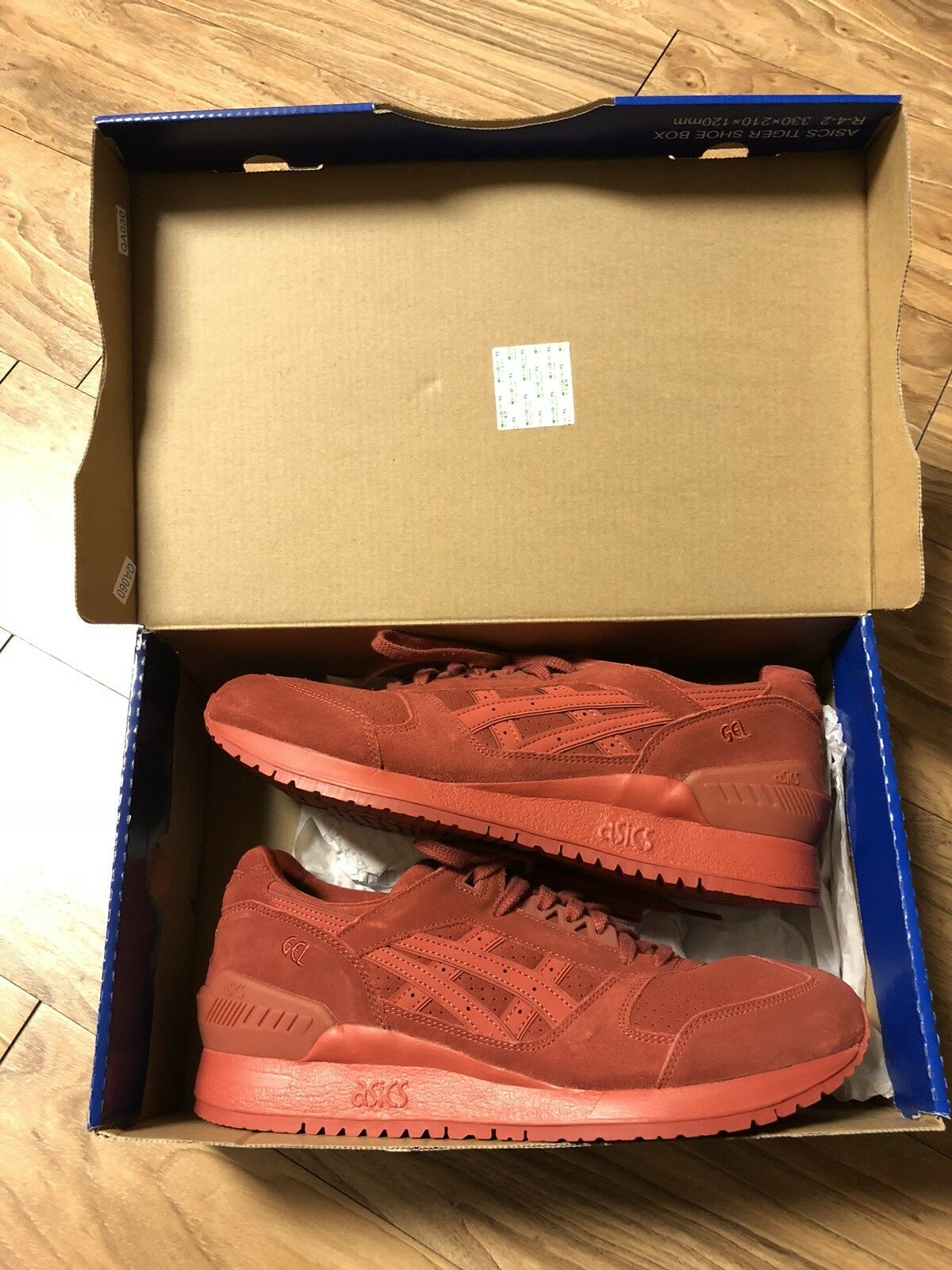 Asics Gel Respector V Tandori Spice US SZ 10 Brand New UK Authentic