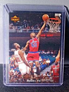 1995-96-Upper-Deck-Calbert-Cheaney-21-Basketball-Card