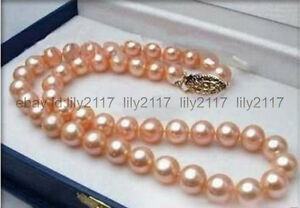7-8MM-Genuine-Natural-Pink-Akoya-Cultured-Pearl-Necklace-18-034
