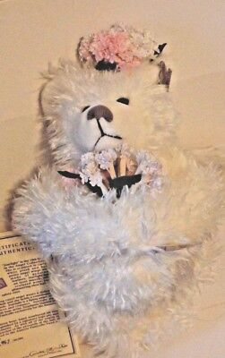 Dolls & Bears Annette Funicello Audacious Annette Funicello Starlight Plush 12th Angel Bear For Sale