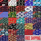 NFL Cotton Fabric. All 32 NFL Teams Collection. 60