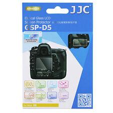 JJC GSP-D5 Ultra thin LCD Screen Protector for Nikon D5 Camera 9H UV 2.5D 0.3