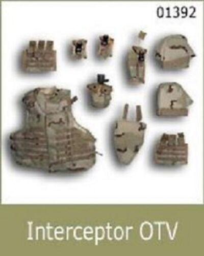 1//6 Toyrrific Covert Ops Interceptor OTV Action Figure