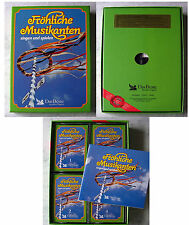 Gioiosi suonatori Ernst mosch, slakvo Avsenik,... readers 4-mc-box Top