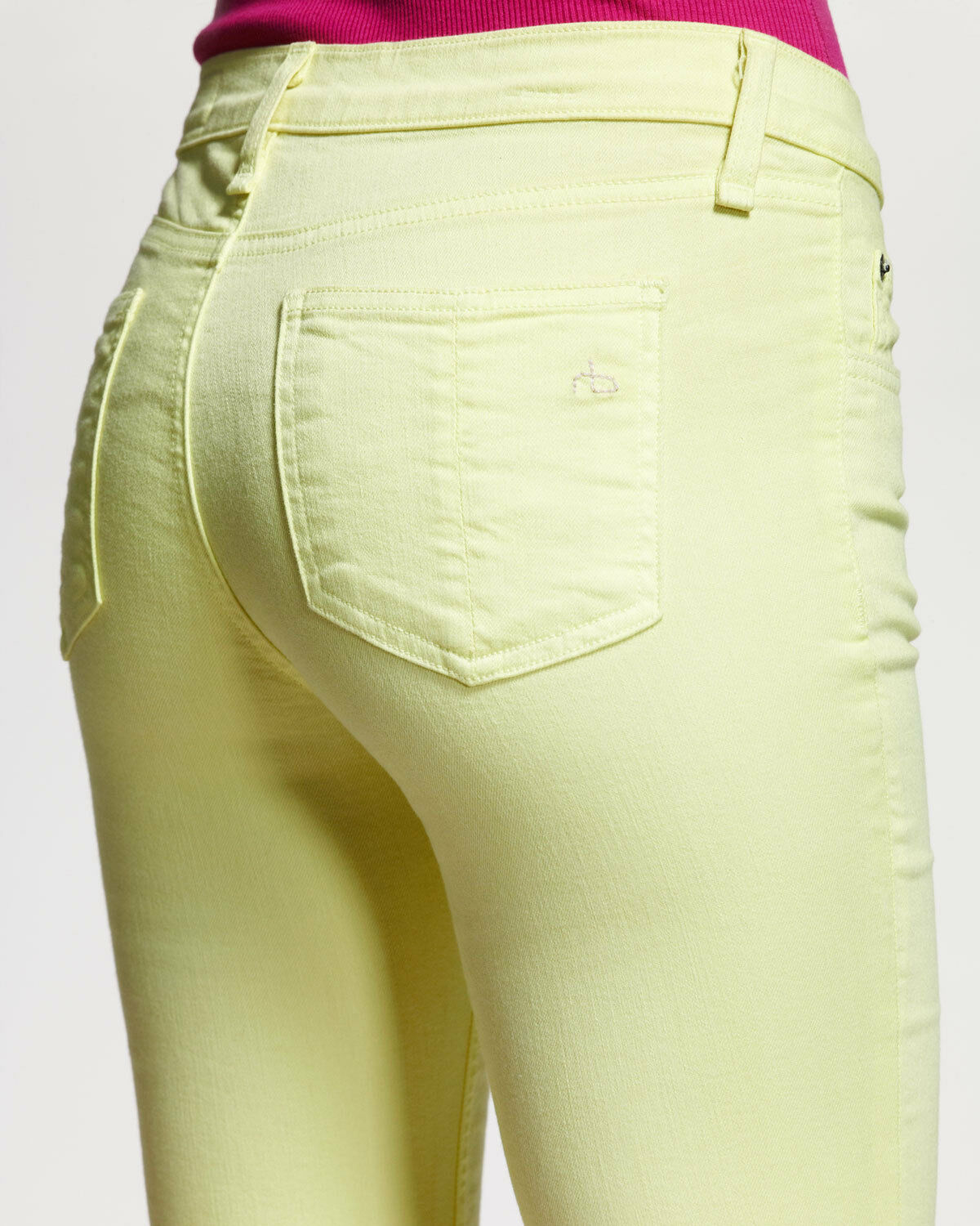 NWT WOMEN'S RAG & BONE PANTS SKINNY CANARY STY W15020337 SZ 24-31 MSRP