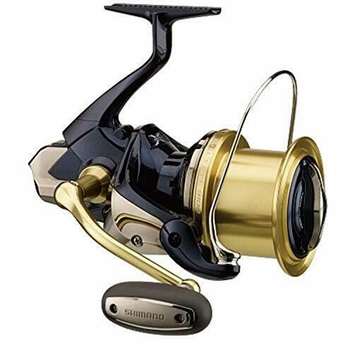 SHIuomoO Surf Casting Spinning Reel 14 BULL'S EYE 9120 w Tracre nuovo