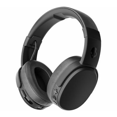 SKULLCANDY Crusher S6CRW-K591 Wireless Bluetooth Headphones - Black - Currys