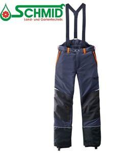 Jagd Und Forstbekleidung,gr M-xxxl, Professional Forst Schnittschutz Bundhose