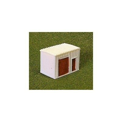 Aggressivo Alloy Building 1 (painted) - N Gauge Resin Model - Unit Models N-022p - P3