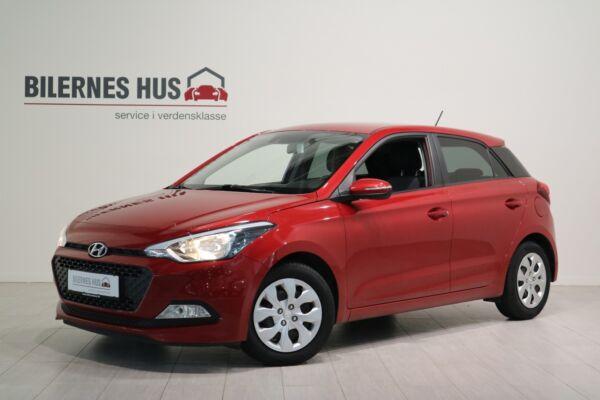 Hyundai i20 1,25 Trend billede 0