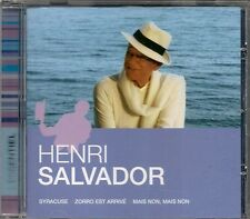 CD COMPIL 14 TITRES--HENRI SALVADOR--L' ESSENTIEL SALVADOR