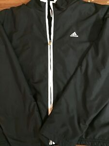 Giacca L taglia per nera leggera donna Adidas AXqr7AwU