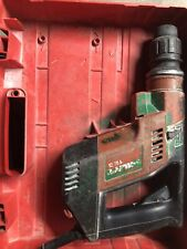 Hilti Te 5 Rotary Corded Masonry Hammer Drill With Case Te5