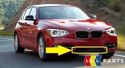 NEW BMW 1 SERIES F20 F21 LCI SPORT URBAN LINE FRONT BUMPER CENTER FINISHER TRIM