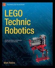 LEGO Technic Robotics by Mark Rollins (2013, Paperback, New Edition)