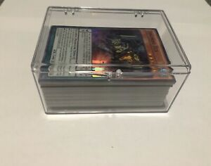 Yugioh-100-Card-Lot-Guaranteed-15-Rares-Holos-NM-1-Secret-Rare