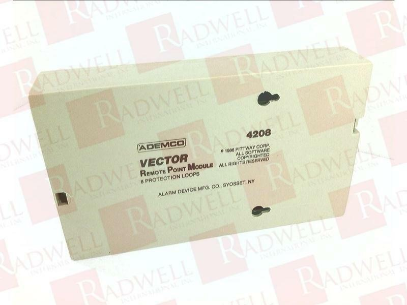 HONEYWELL 4208   4208 (USED TESTED CLEANED)