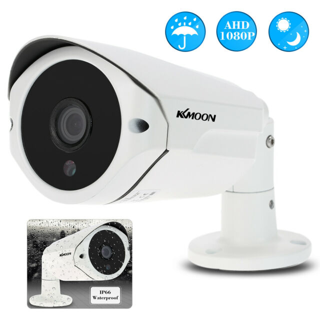 KKmoon 1080P 2.0MP AHD Dome CCTV Security Camera 3.6mm 24 IR Lamps Night Vision