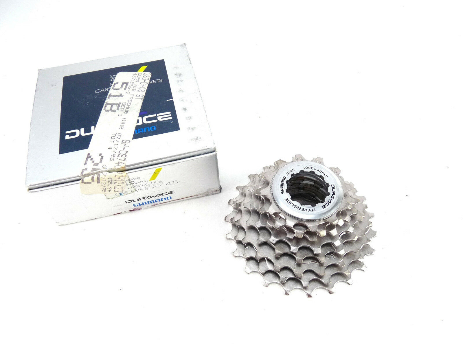 Dura Ace Cassette HG 7401 12-23  SIS 8 Speed Vintage Bicycle Shimano A NOS  buy cheap