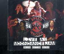 REO SPEEDWAGON Live at Moondance CD+DVD Deluxe Edition NEW SIGILLATO