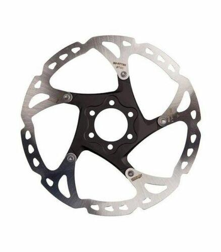 Disco Rotor Shimano RT76 6 Tornillos 160 mms