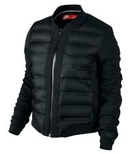 Nike Womens Tech Fleece Aeroloft Jacket down puffa Size LARGE NikeLab 708913-010